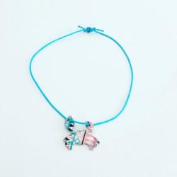 Bestiole Bleue Bracelet
