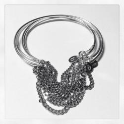Chain Gang Bracelet Jong en Argent 925